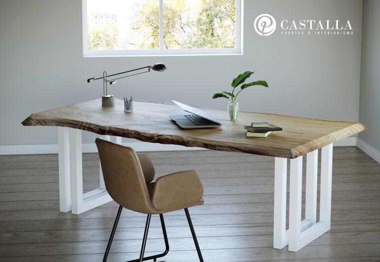 CASTALLA también son mesas e interiorismo