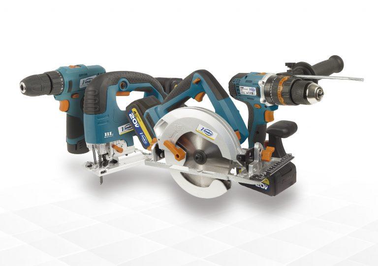 Nueva gama profesional de máquinas a batería de Virutex