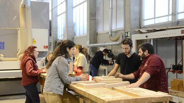 La Formación Profesional del sector madera, en FIMMA – Maderalia