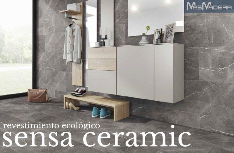 Nuevo revestimiento de pared 'Sensa Ceramic' de MAS MADERA