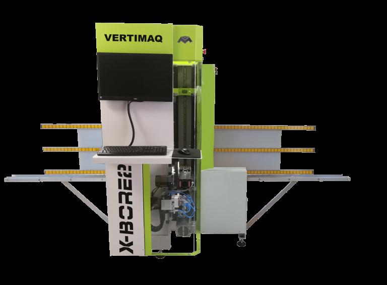 VERTIMAQ presenta su nuevo modelo XBORE2