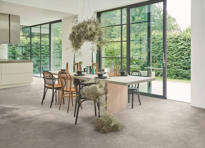 PARADOR: Large tile, great effect